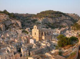 Scicli Sicilie