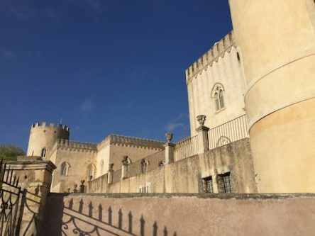 Donnafugata kasteel Sicilie