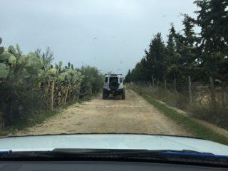 outdoor activiteit jeep rijden sicilie