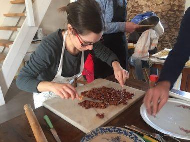 kook arrangement dimora di dante