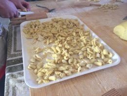 zelfgemaakte pasta sicilie